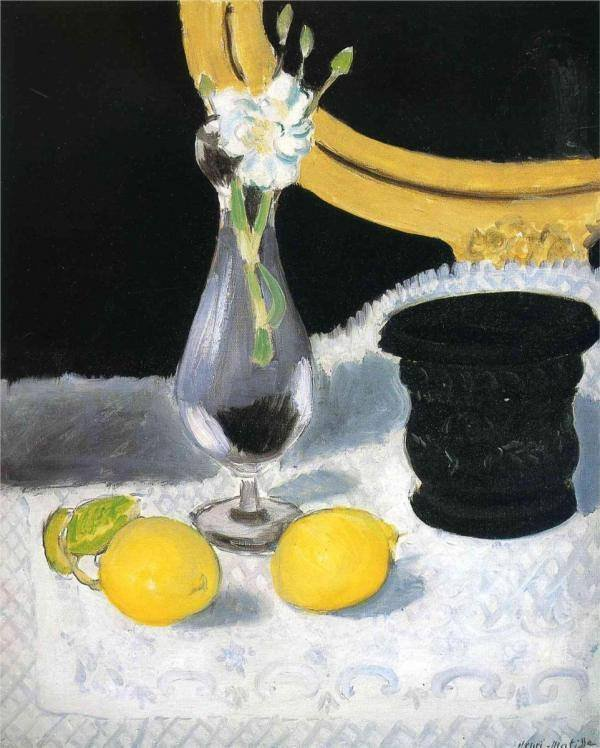Henri Matisse, Nature morte aux citrons
