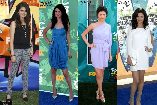 Gomez-Selly-Online   Qu'elle tenue des Teen Choice Awards de Selena préfèrez-vous ?       Gomez-Selly-Online