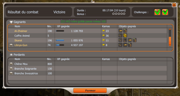 Guilde 100