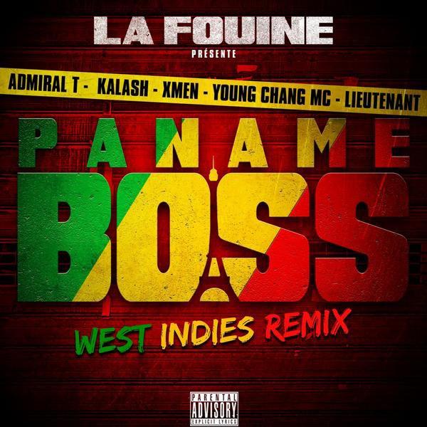 PANAME BOSS REMIX <3 FOUINY BABY  Petite Pubb' ...'