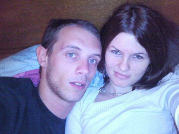 Mon fils et sa petite femme