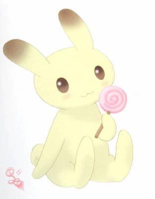 10) Mochi Mochi-chan