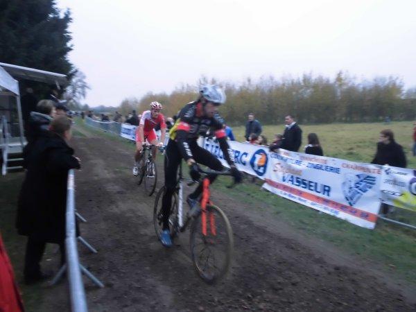 cyclo cross d'Agny