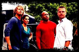 "Photo : ""Deeks, Kensi, Sam & Callen ♥"""