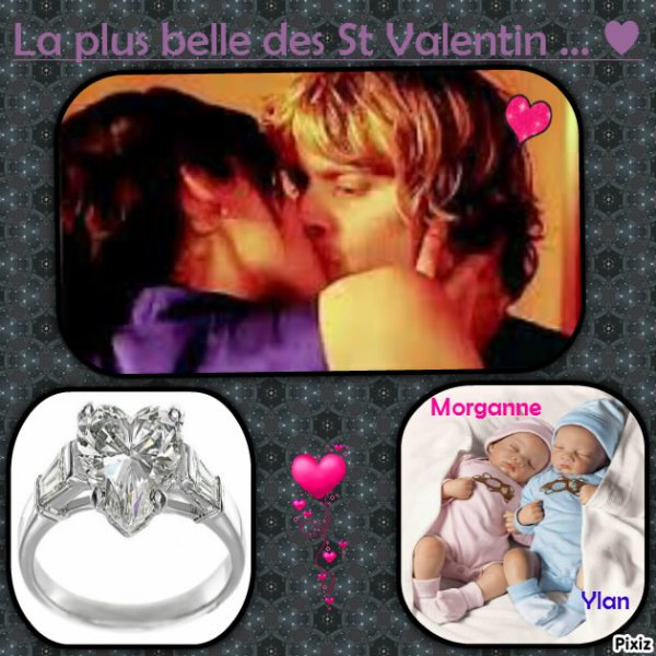 "Ship : ""La plus belle des St Valentin...♥"""