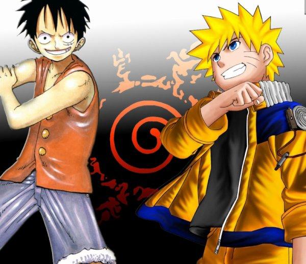 Deux prologue de deux Fan-fic: Une de One Piece (avec des pouvoirs de Naruto et Fairy tail) et une de naruto et fairy tail !!