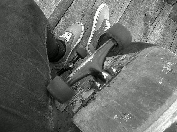 Skateboard..