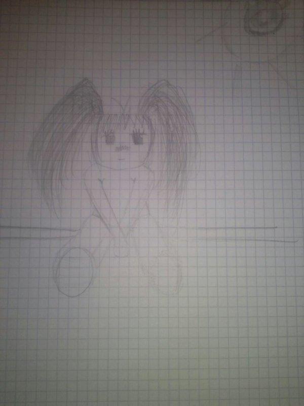 Autre dessin(un chibi de passage)