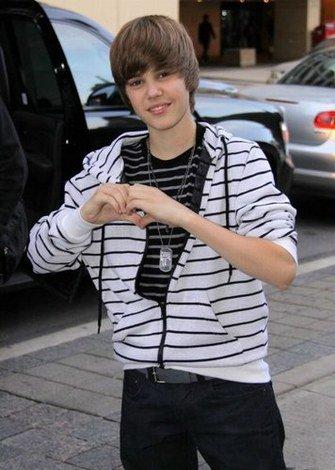 Ecrit une lettre à Justin Bieber !