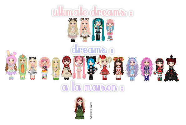 ~ Dream Dolls