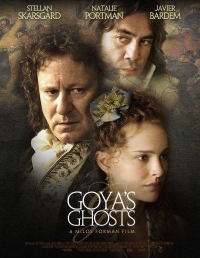 Les fantomes de Goya