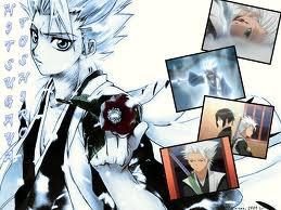 Toshiro plus ou moin tout sur lui ^w^