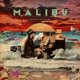 Album Masculin R&B Pop de l'année 2016