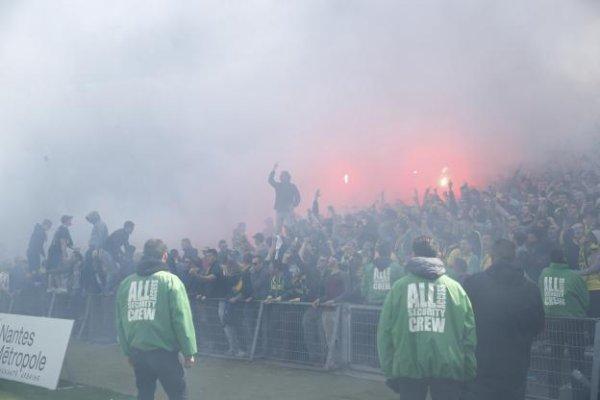 FC Nantes 0 - 1 Girondins de Bordeaux