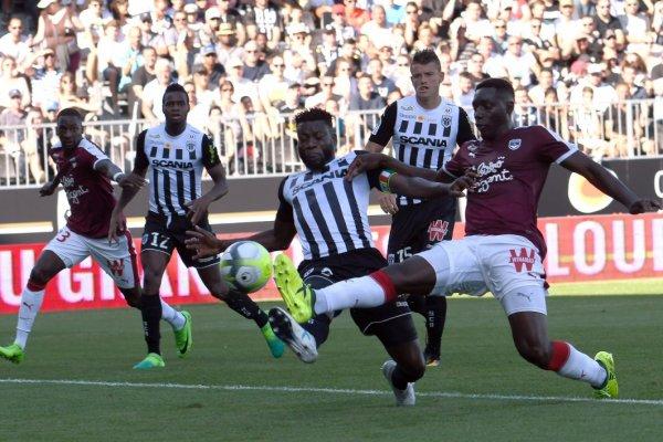 Ligue 1, Journée 01 : Angers SCO - Girondins de Bordeaux