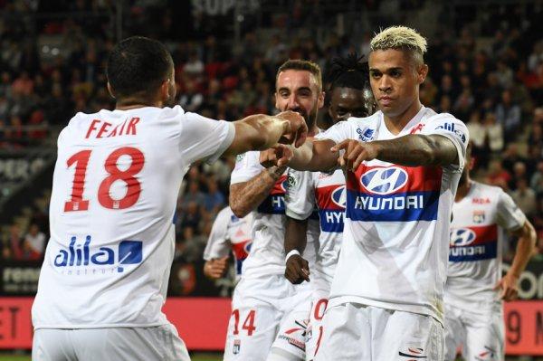 Ligue 1, Journée 02 : Stade Rennais - Olympique Lyonnais