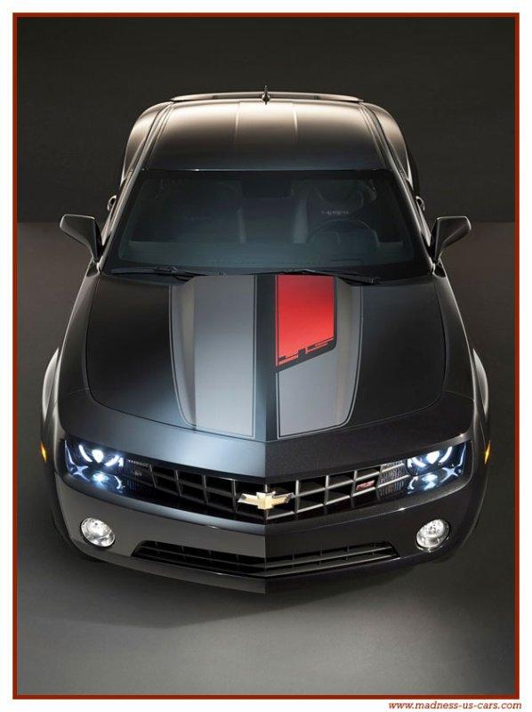 Chevrolet Camaro 2012 45ème anniversaire