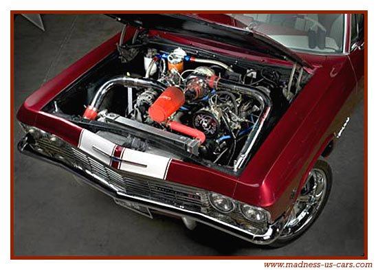 Chevrolet Impala 1965 Bio Diesel