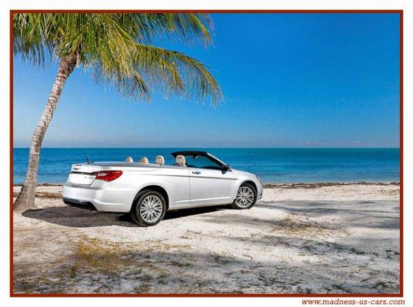 Chrysler 200 Cabriolet 2012