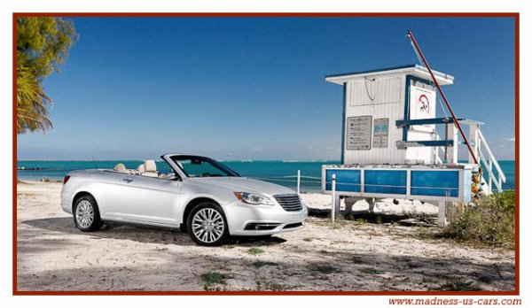 Chrysler 200 Cabriolet 2012