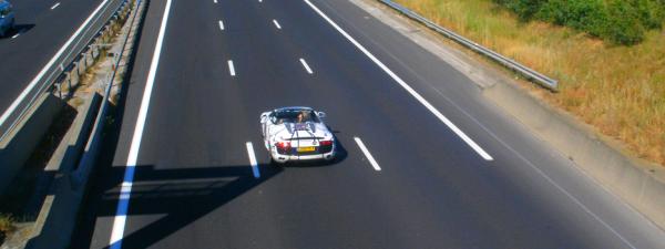 Gumball 3000 2011 - Audi R8 V10 Spyder