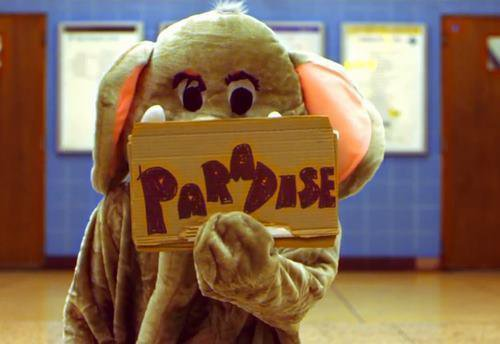 Paradise ~ Coldplay