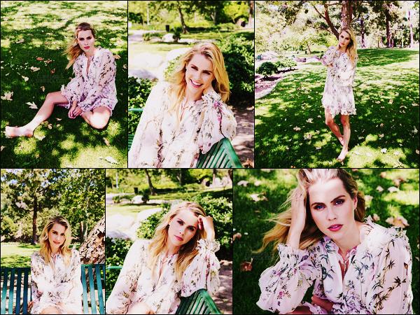 .  Claire Holt  a réalisé un shoot pour le magazine Coveteur sous l'objectif de Emily Knecht !  .