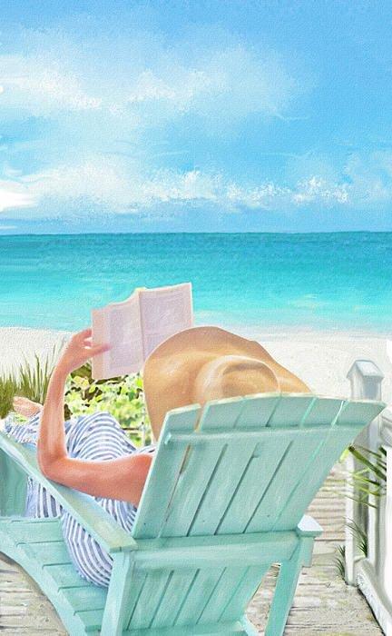 ♥ Quelques gifs & images d'été rien que pour vous ♥