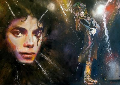 KING OF POP!!!!