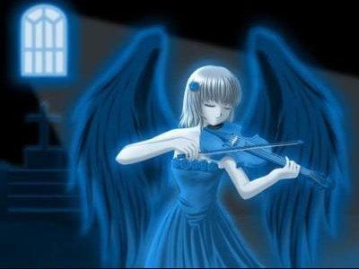 Une mélancolie...un souvenir... Pour permetre de s'en sortir...Ce faire pousser des ailes ...en esperant quelles nous permetron de voler trés loin...