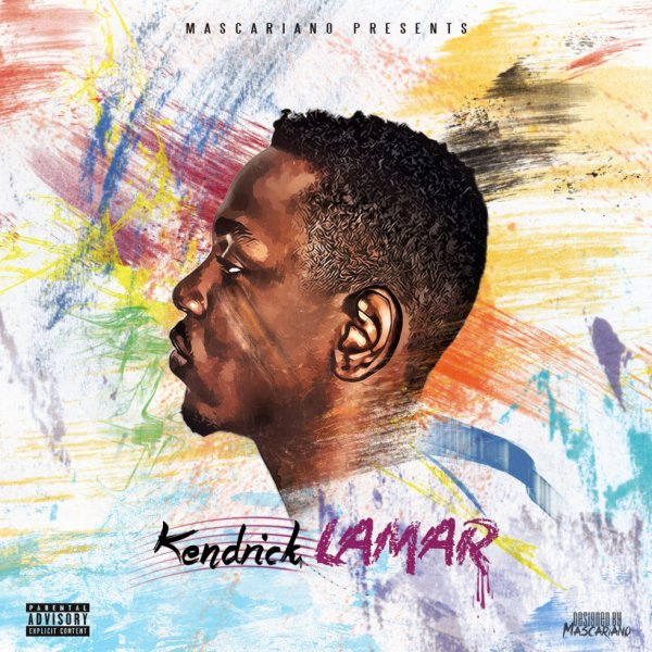 Kendrick Lamar : Cover by Mascariano