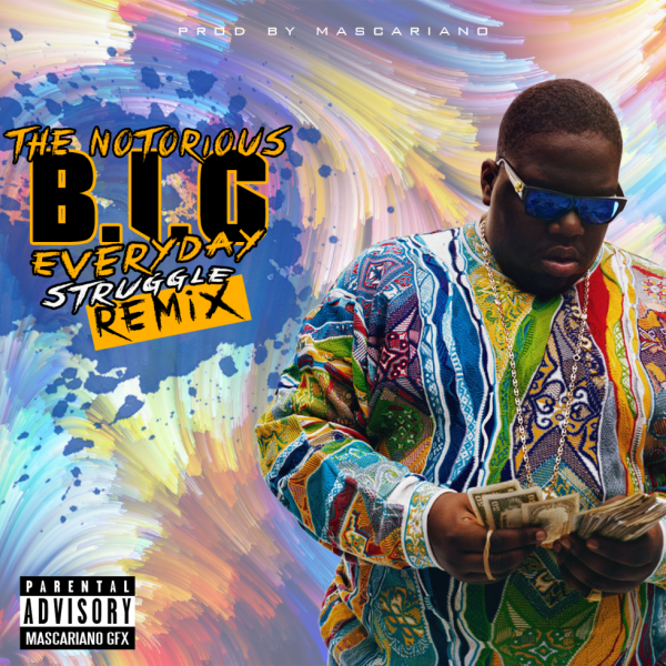 The Notorious BIG - Everyday Struggle Remix by Mascariano