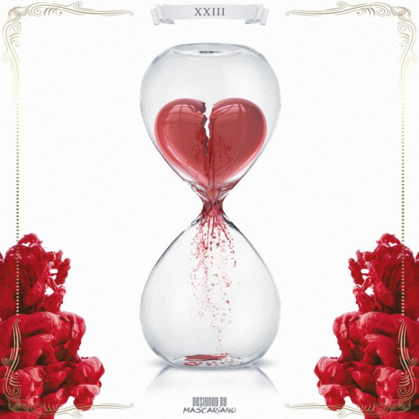 Heart Hourglass