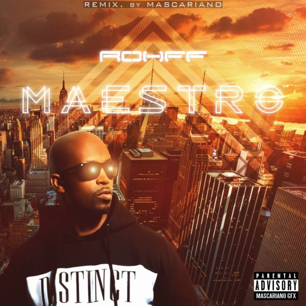 Rohff feat Riskque - Maestro - Remix By Mascariano