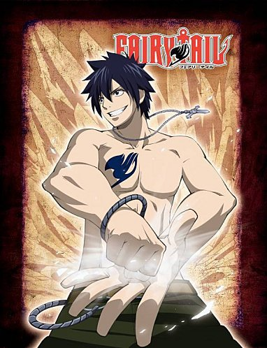GREY FULLBUSTER-MAGE DE LA CREATION