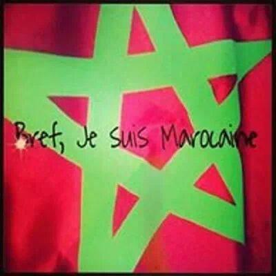 Maroc#Ma Race#J'ai Tro La Classe# ;)