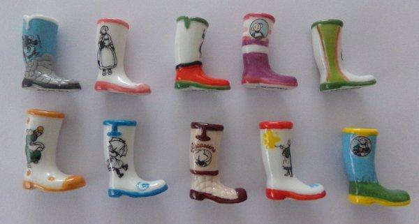 les bottes de becassine