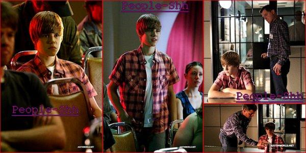 → People - Shh.sky' Justin Bieber dans les Experts ! Il va jouer le rôle d'un ado rebelle en crise ! Je le vois mal dans ce rôle la , mdrr & vous ? >> Justin Bieber