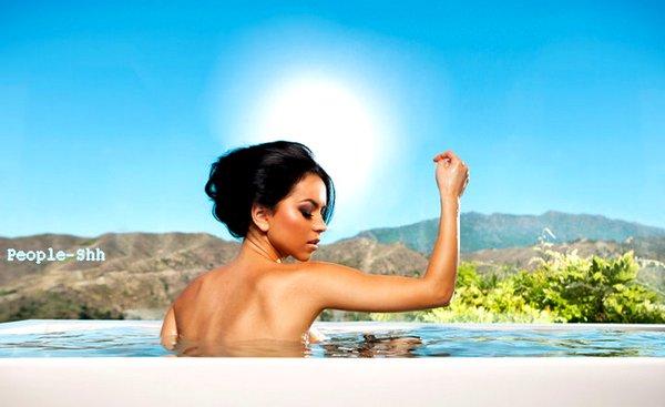 """→ People - Shh.sky' Voici la jolie chanteuse roumaine Inna ! Sur le tournage de son prochain clip """" Sun Is Up """" Le clip promet d'être trés HOT! , enfin c'est Inna quoi !   8-p   >> Inna"""