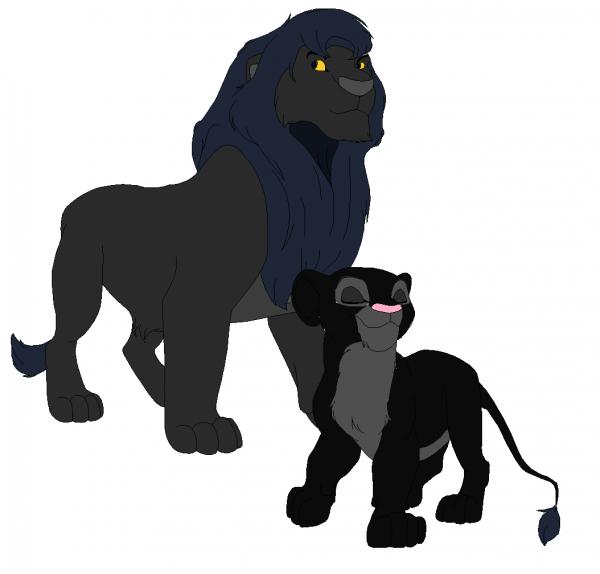 Les lions noirs arrive !