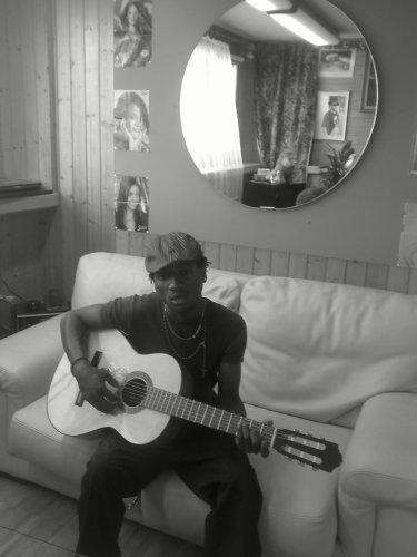 Fabrice Rondel chanteur des coeur