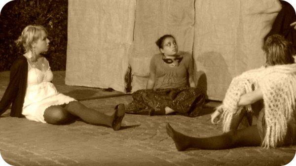 L'âme du théâtre, c'est son corps.