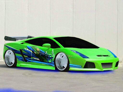 Lamborghini tuner