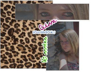 Jm' appel Océane  Jèe 16 ans  &é je suis au Lycée ; je viens du 44 &é je suis céelibataire  //  ophotographies.sky   //