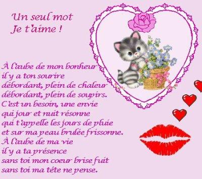 Pour Mon Homme Que Jaime Un Ptit Poème Blog De Monange45