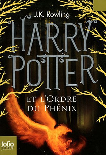 Harry Potter T5 L'ordre du Phénix