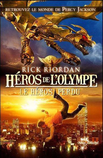 Héros de l'Olympe T1 Le héros perdu