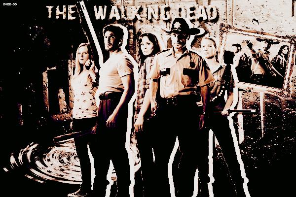 ► The Walking Dead ᘚ sur R0ck-55.skyrock.com