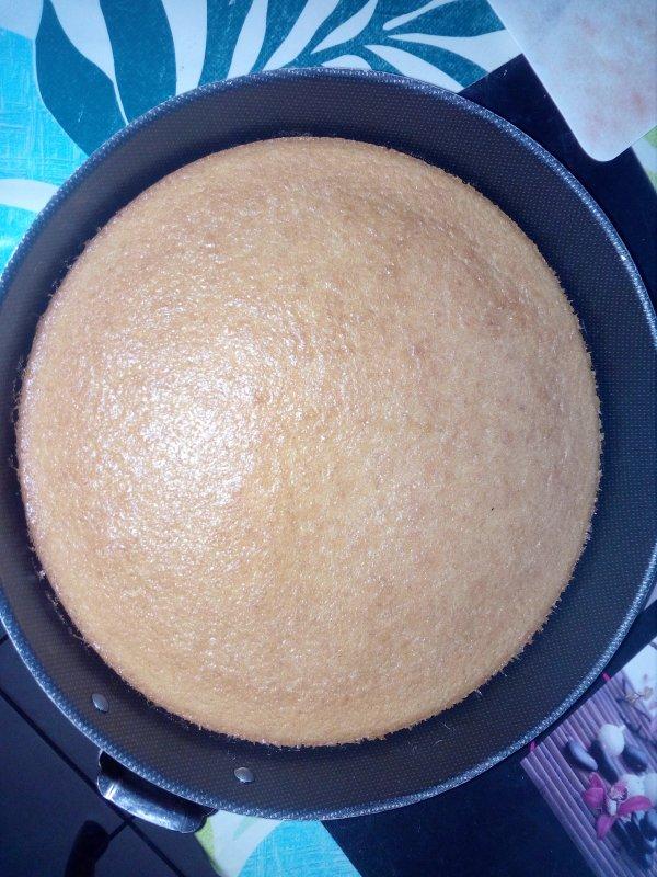 Gâteau lait coco