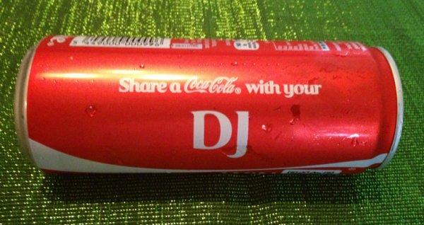 Coca pour Dj